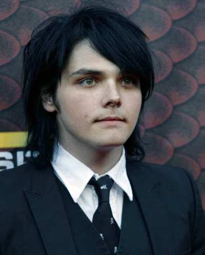 defs hot gerard way 2010