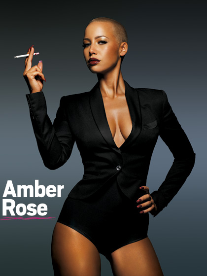 Amber Rose was born on October 21, 1983, is an American model and socialite