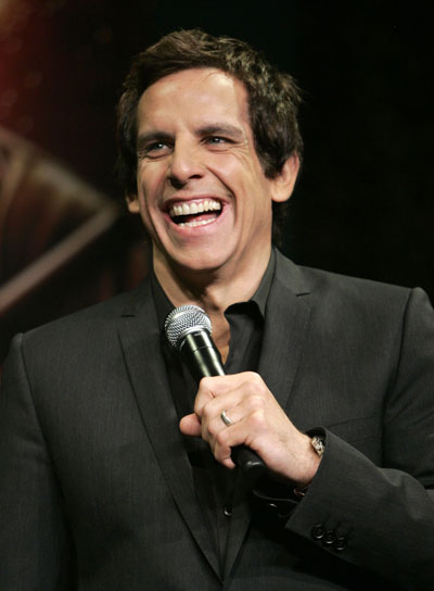 Ben Stiller - Gallery Colection